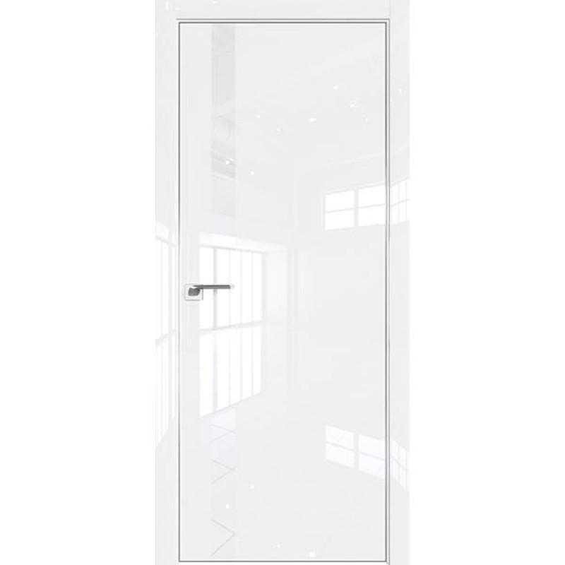 Дверь 6LK Белый люкс Профиль Дорс