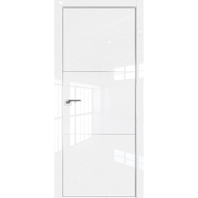 Дверь 2LK Белый люкс Профиль Дорс