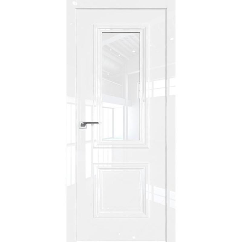 Дверь 83LK Белый люкс Профиль Дорс