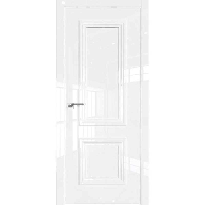 Дверь 82LK Белый люкс Профиль Дорс