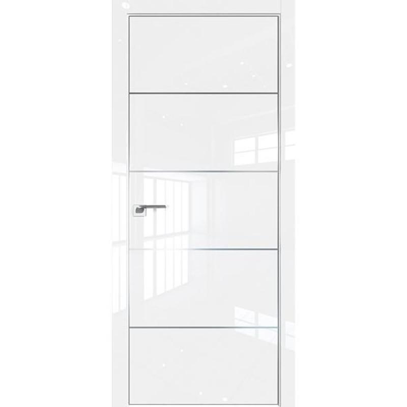 Дверь 7LK Белый люкс Профиль Дорс
