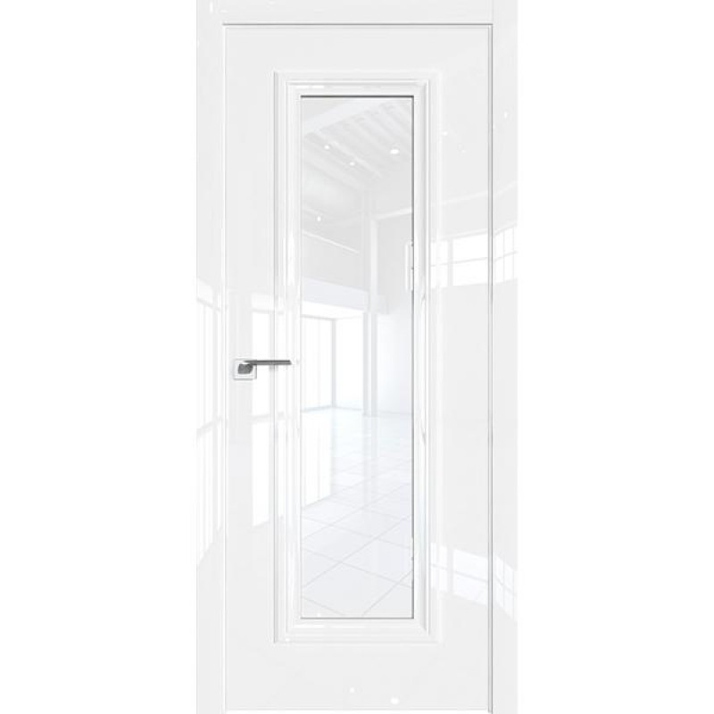 Дверь 81LK Белый люкс Профиль Дорс