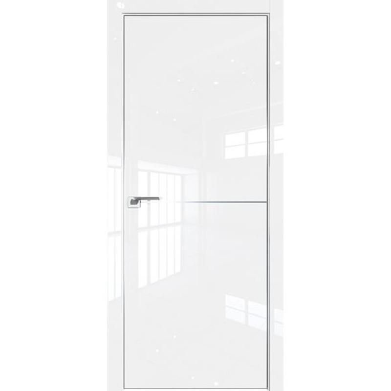 Дверь 12LK Белый люкс Профиль Дорс