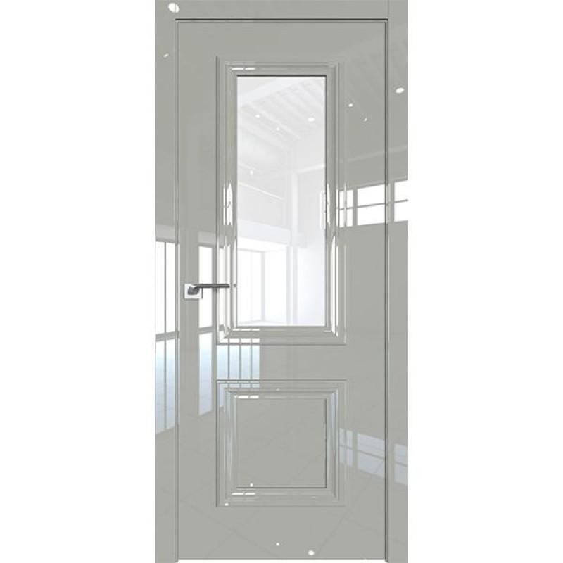 Дверь 83LK Галька люкс Профиль Дорс