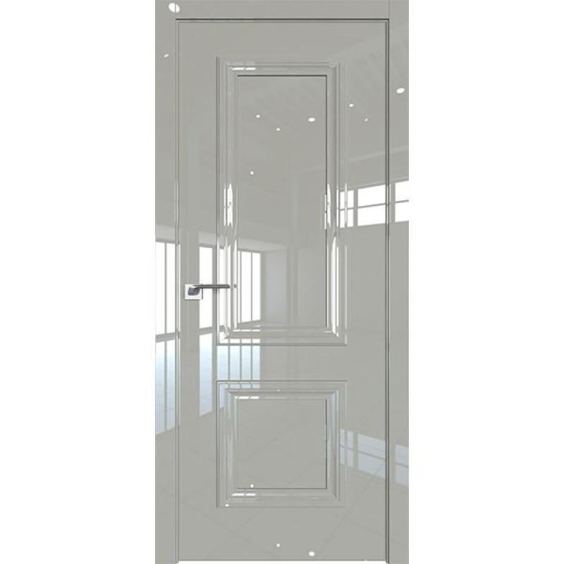 Дверь 82LK Галька люкс Профиль Дорс