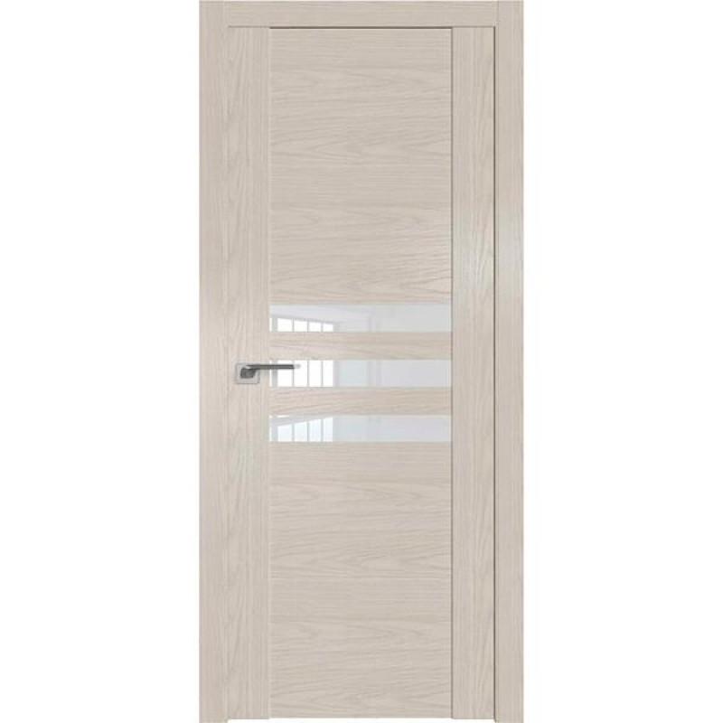 Дверь 74N Дуб Sky Белёный Профиль Дорс