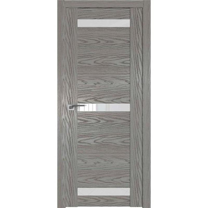 Дверь 75N Дуб Sky Denim Профиль Дорс