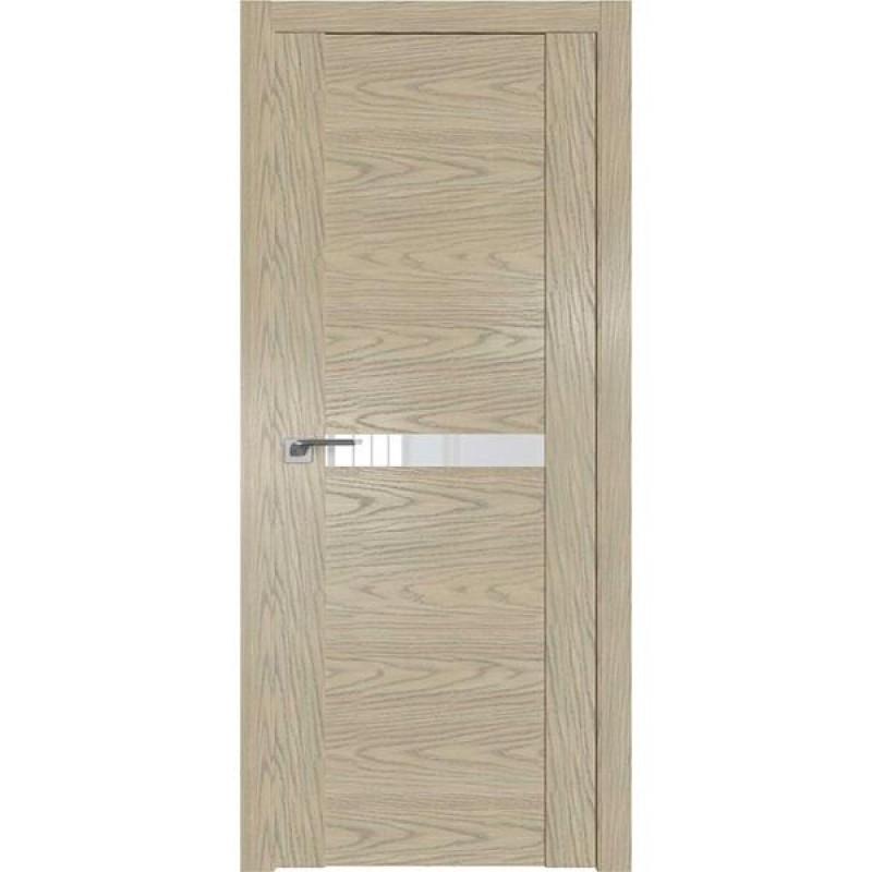 Дверь 2.01N Дуб Sky Крем Профиль Дорс