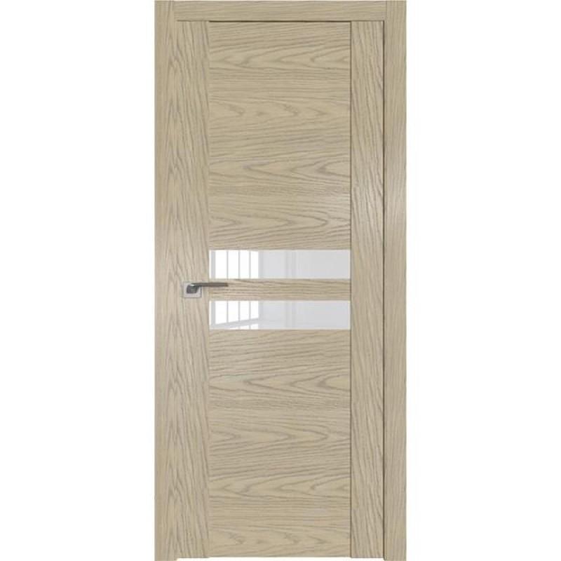 Дверь 2.03N Дуб Sky Крем Профиль Дорс