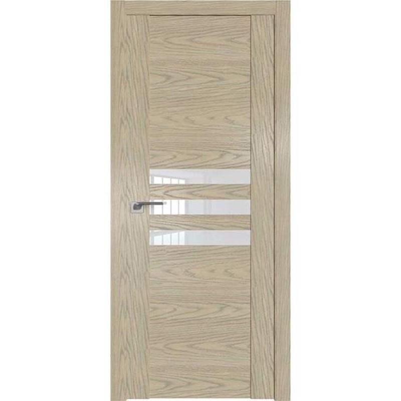 Дверь 74N Дуб Sky Крем Профиль Дорс