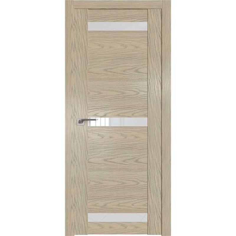 Дверь 75N Дуб Sky Крем Профиль Дорс