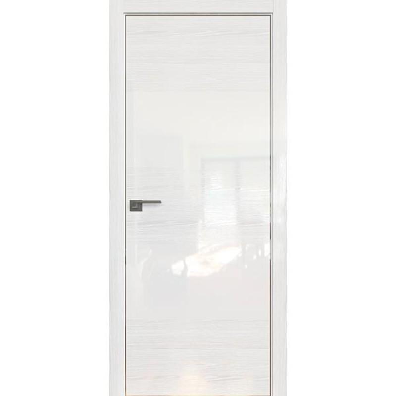Дверь Профиль дорс 10STK Pine White glossy