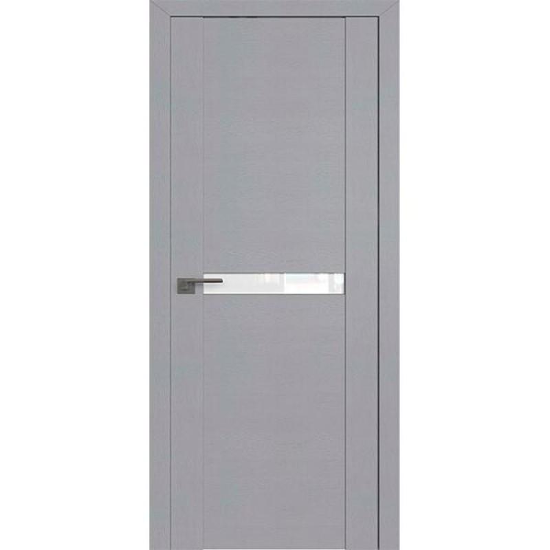 Дверь 2.01STP Pine Manhattan Grey Профиль Дорс