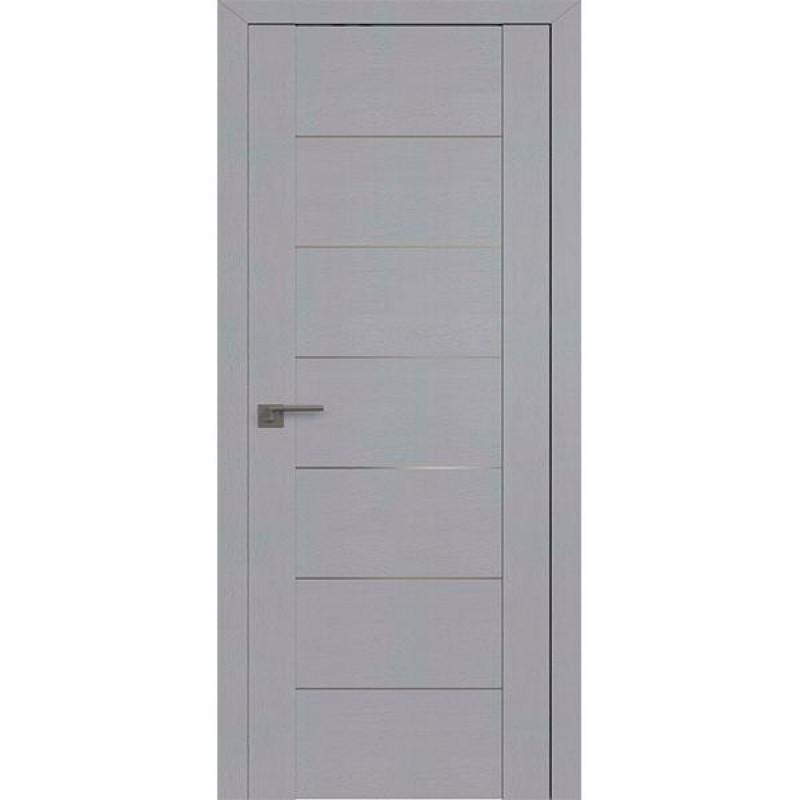 Дверь 2.07STP Pine Manhattan Grey Профиль Дорс