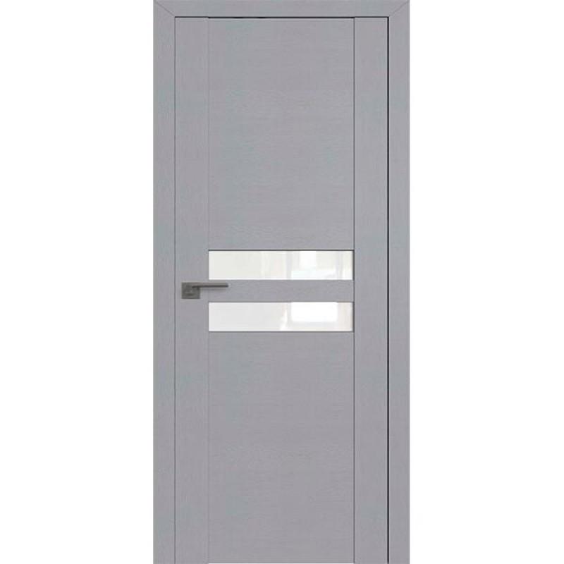 Дверь 2.03STP Pine Manhattan Grey Профиль Дорс