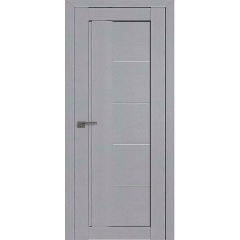 Дверь 2.10STP Pine Manhattan Grey Профиль Дорс