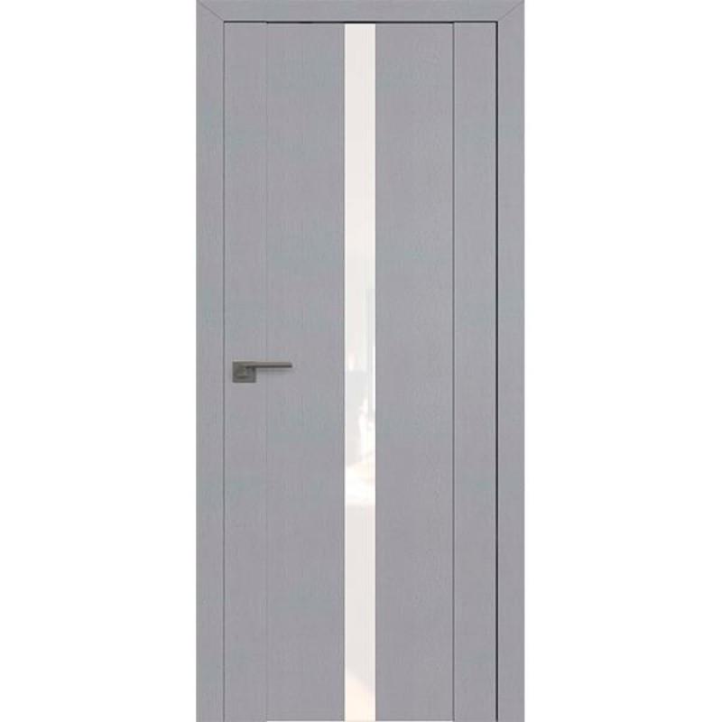 Дверь 2.04STP Pine Manhattan Grey Профиль Дорс