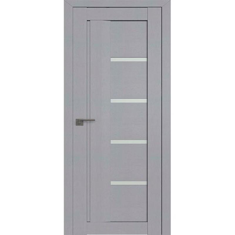 Дверь 2.08STP Pine Manhattan Grey Профиль Дорс