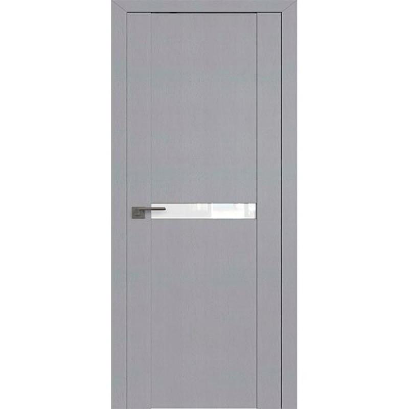 Дверь 2.02STP Pine Manhattan Grey Профиль Дорс