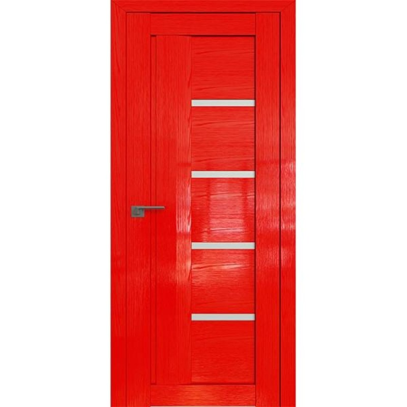 Дверь 2.08STP Pine Red glossy Профиль Дорс