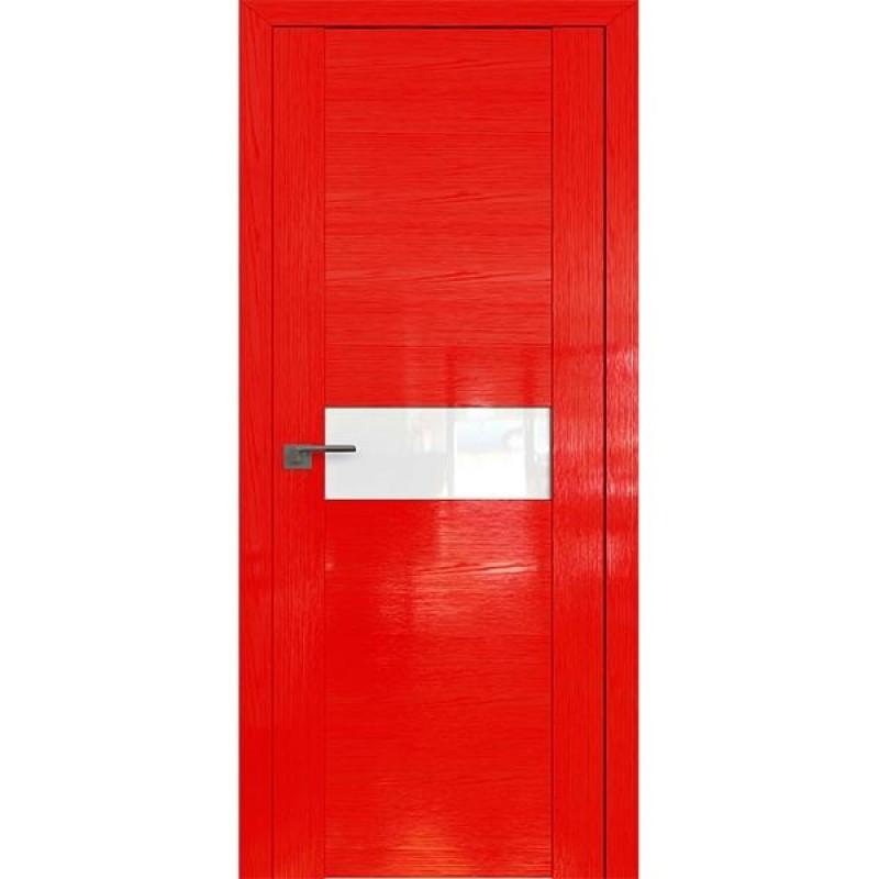 Дверь 2.05STP Pine Red glossy Профиль Дорс