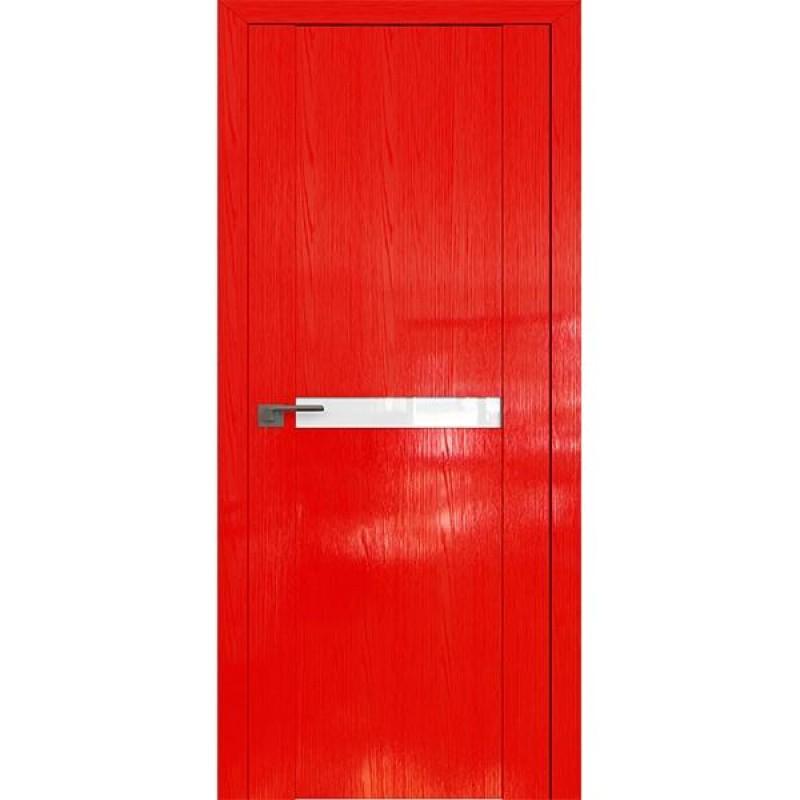 Дверь 2.02STP Pine Red glossy Профиль Дорс