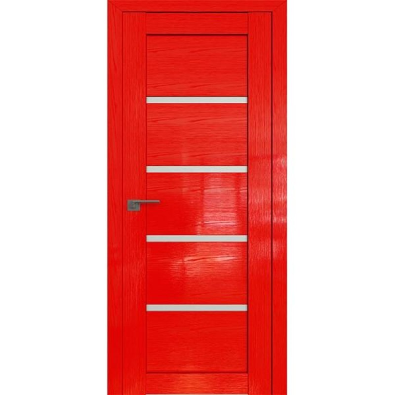 Дверь 2.09STP Pine Red glossy Профиль Дорс