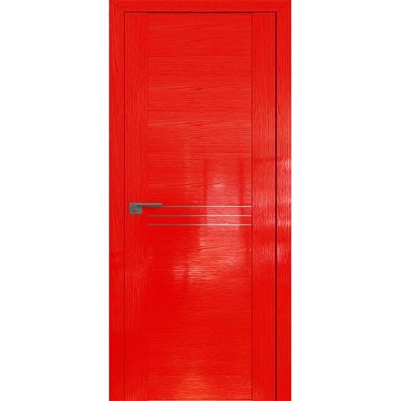 Дверь 150STP Pine Red glossy Профиль Дорс