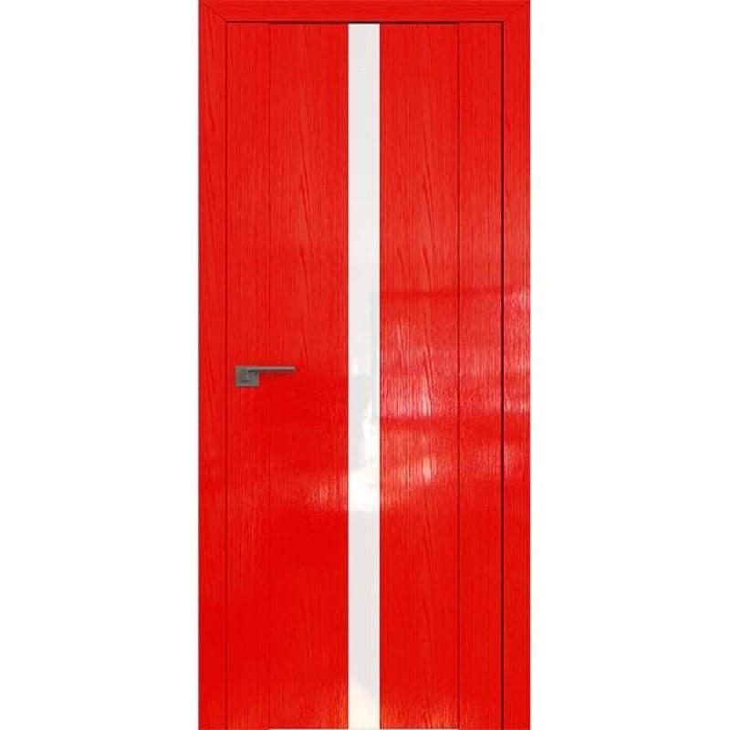 Дверь 2.04STP Pine Red glossy Профиль Дорс