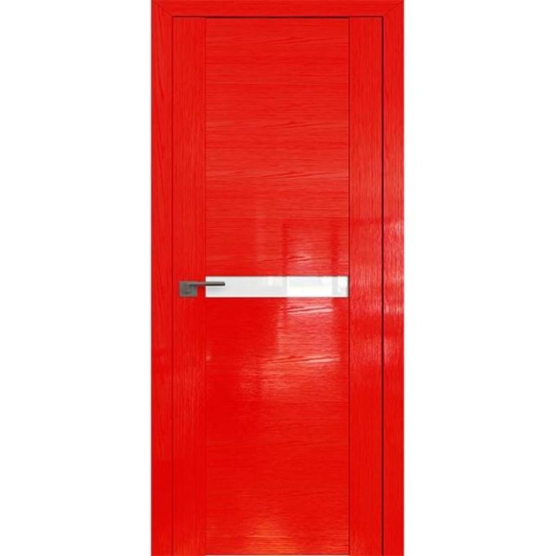 Дверь 2.01STP Pine Red glossy Профиль Дорс