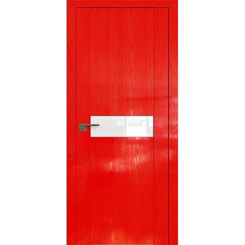 Дверь 2.06STP Pine Red glossy Профиль Дорс
