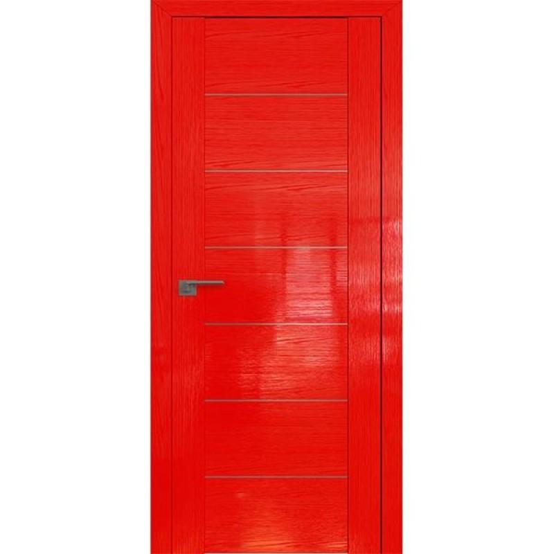Дверь 2.07STP Pine Red glossy Профиль Дорс