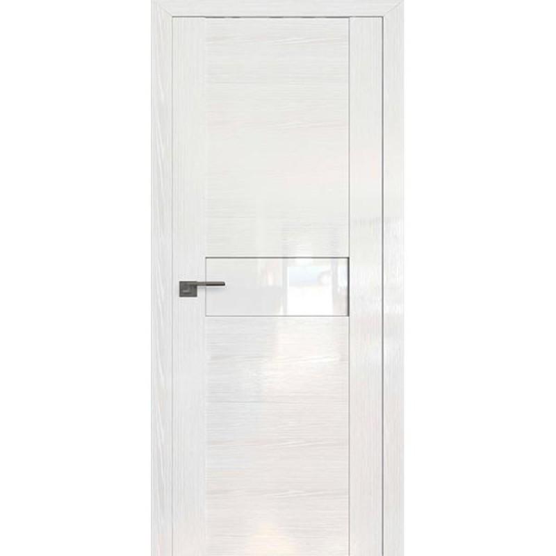 Дверь 2.05STP Pine White glossy Профиль Дорс