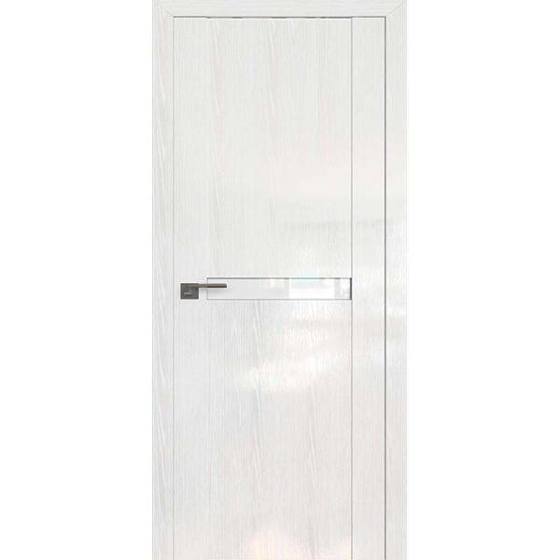 Дверь 2.02STP Pine White glossy Профиль Дорс