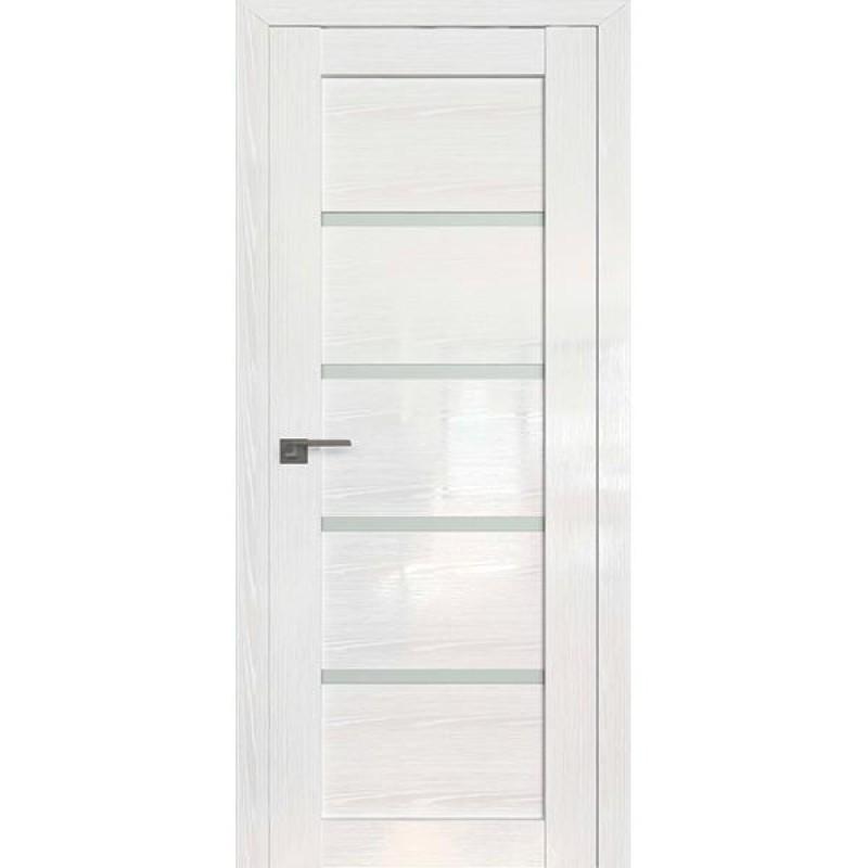 Дверь 2.09STP Pine White glossy Профиль Дорс
