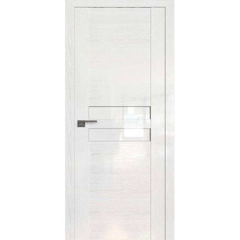 Дверь 2.03STP Pine White glossy Профиль Дорс