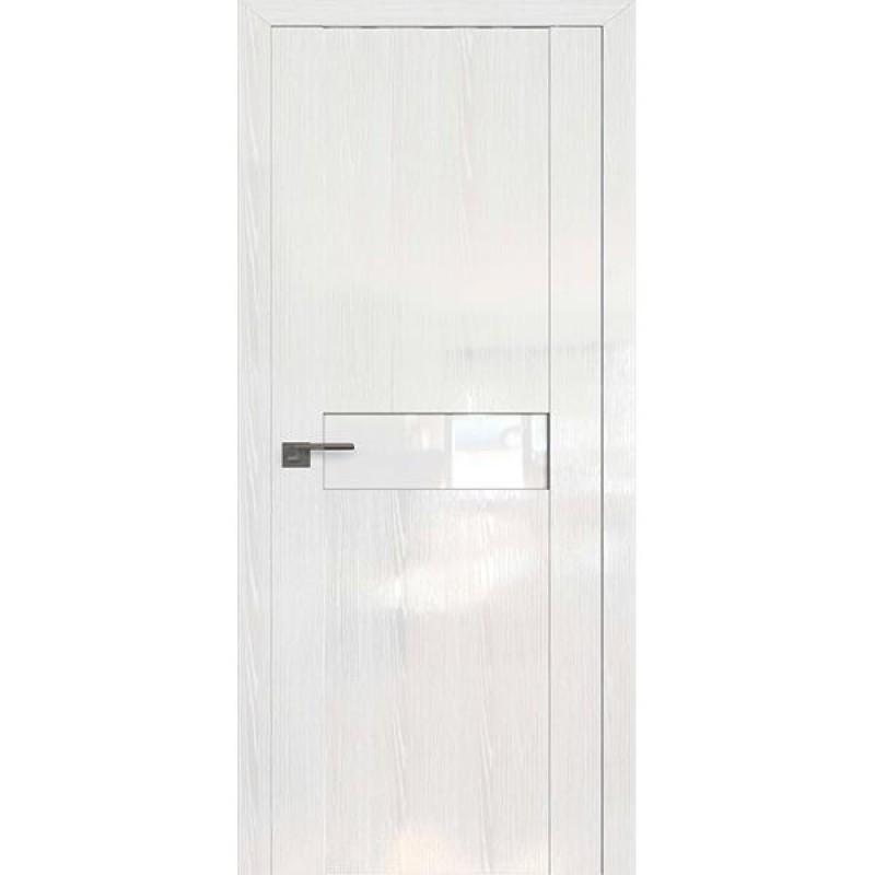 Дверь 2.06STP Pine White glossy Профиль Дорс