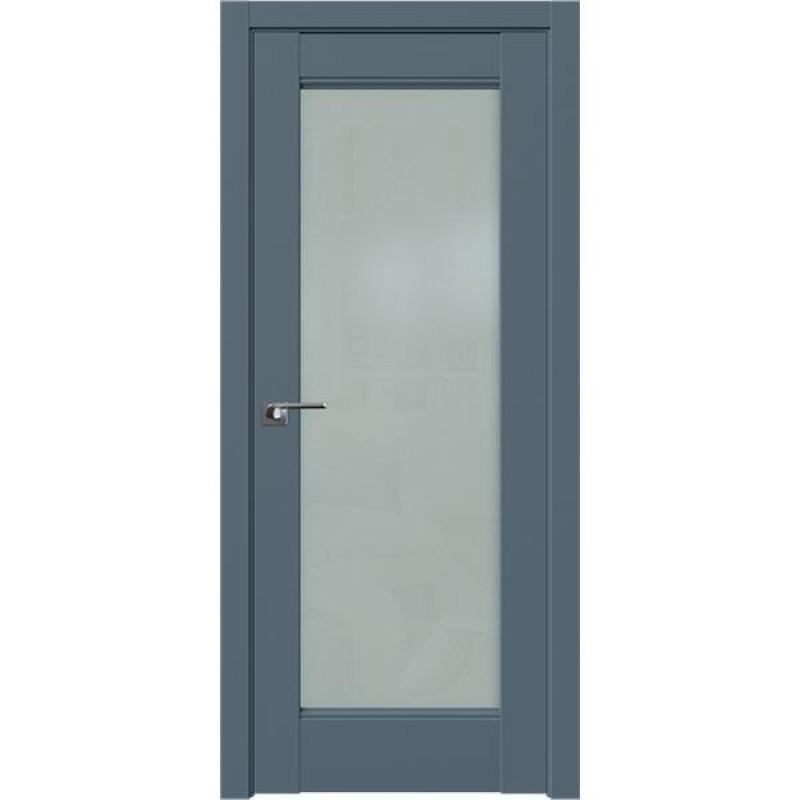 Дверь 107U Антрацит Профиль Дорс