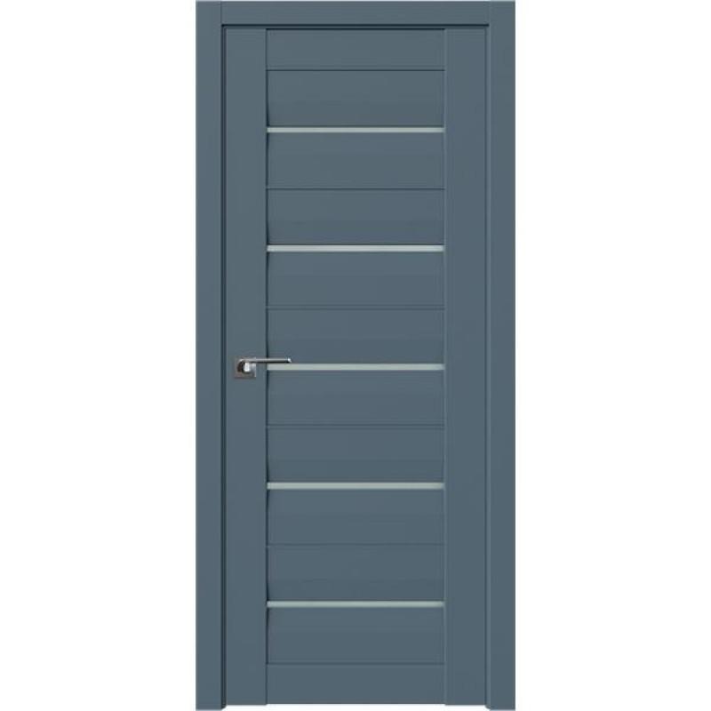 Дверь 48U Антрацит Профиль Дорс