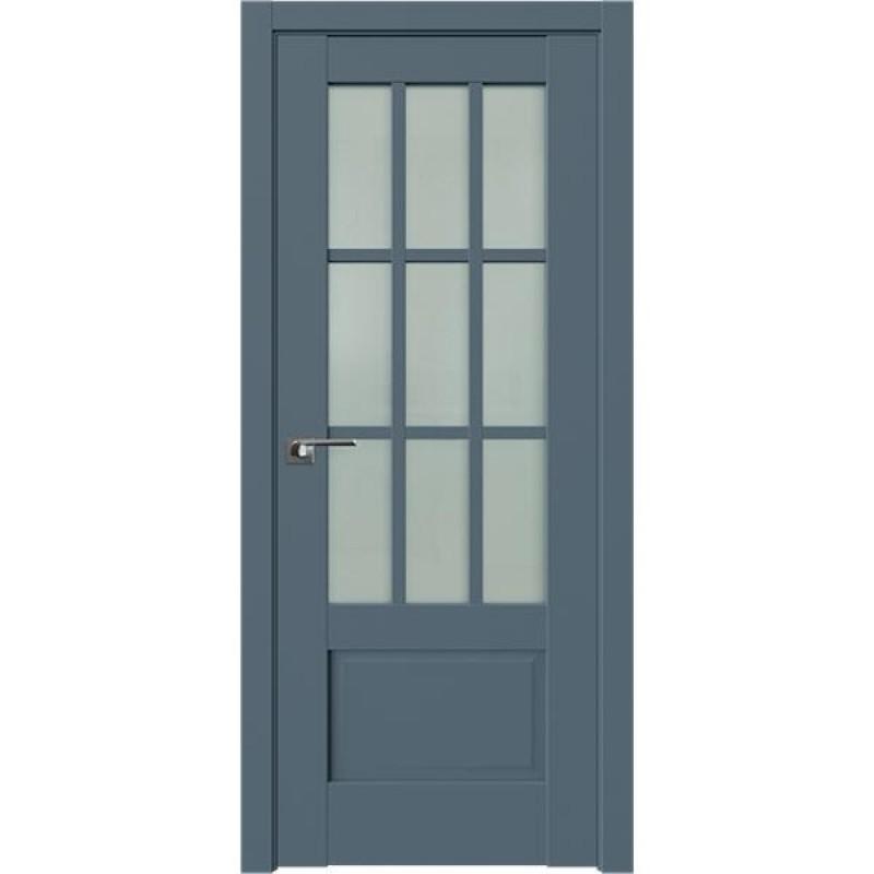Дверь 104U Антрацит Профиль Дорс