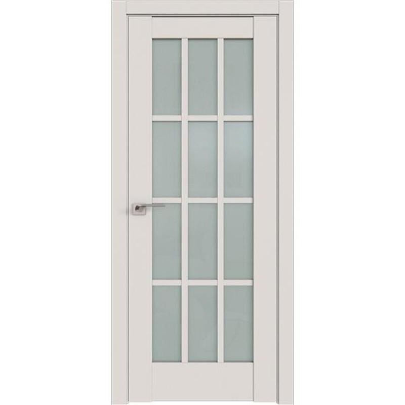 Дверь 102U Дарк вайт Профиль Дорс