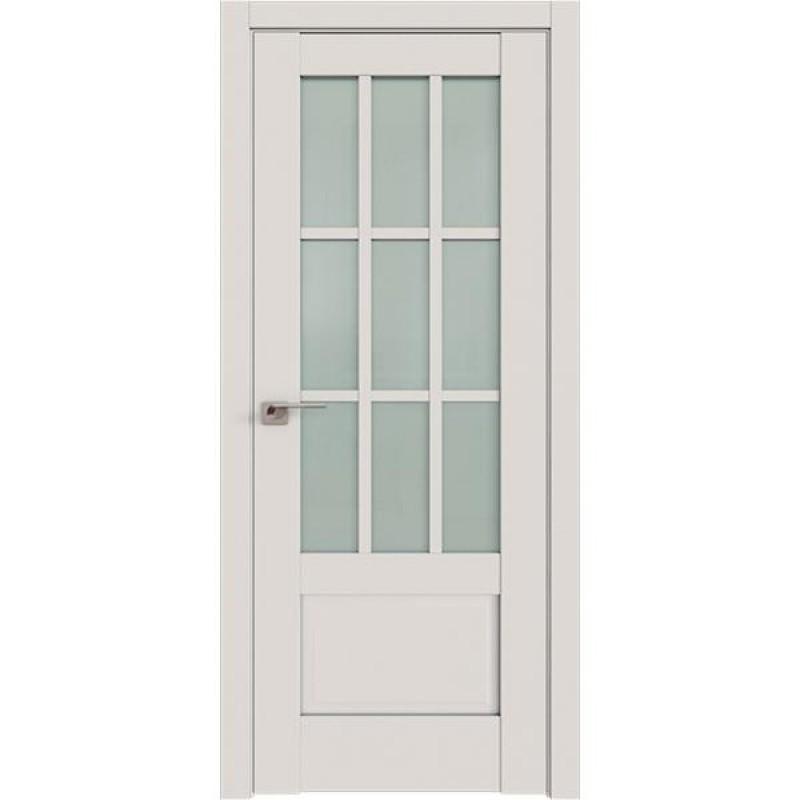 Дверь 104U Дарк вайт Профиль Дорс
