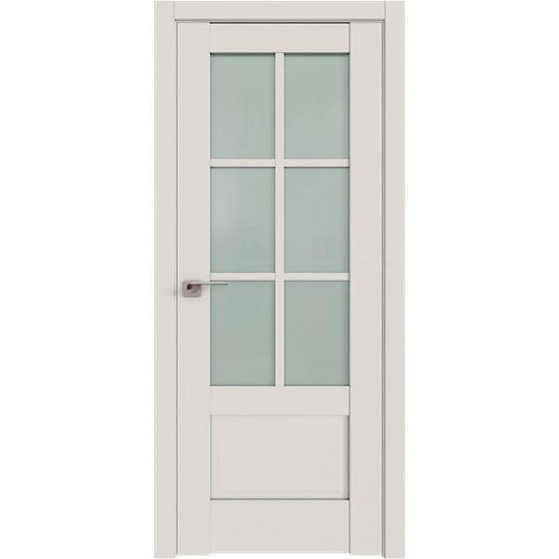 Дверь 103U Дарк вайт Профиль Дорс