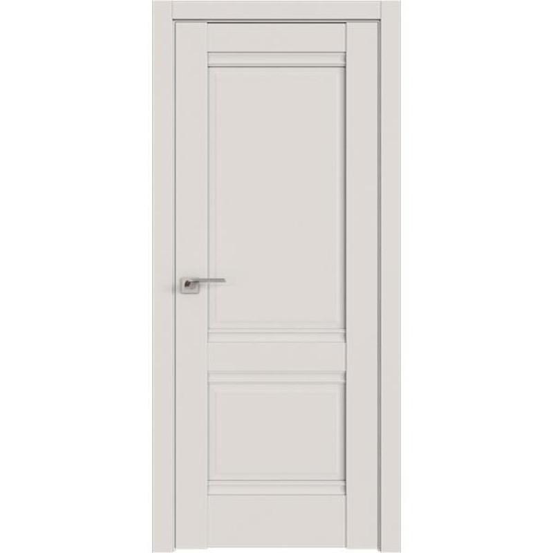 Дверь 1U Дарк вайт Профиль Дорс