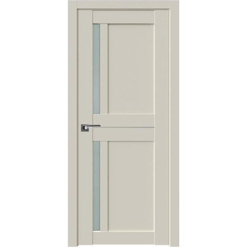 Дверь 19U Магнолия сатинат Профиль Дорс