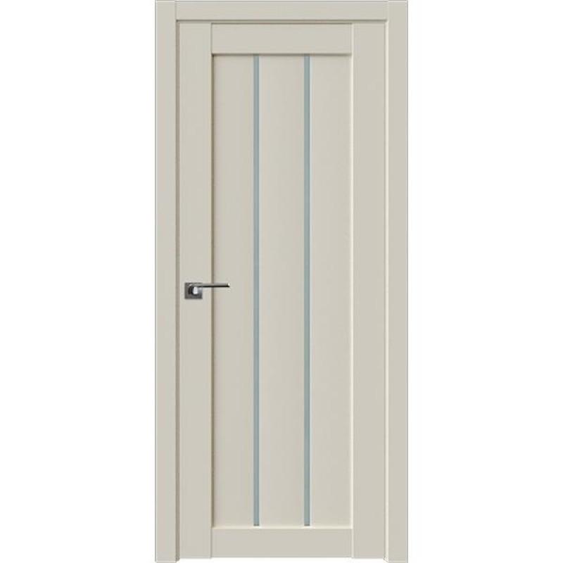 Дверь 49U Магнолия сатинат Профиль Дорс
