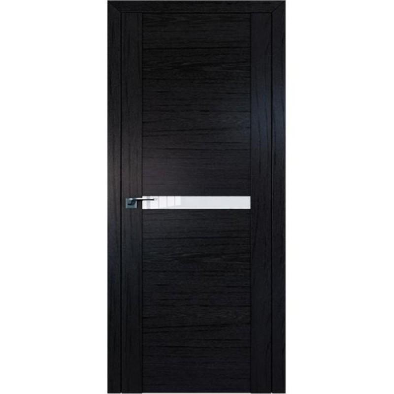 Дверь 2.01XN Дарк браун Профиль Дорс