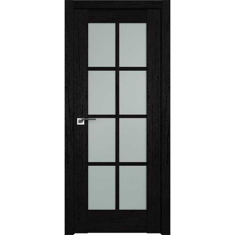 Дверь 101XN Дарк браун Профиль Дорс