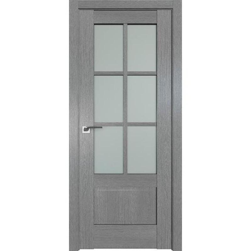 Дверь 103XN Грувд серый Профиль Дорс