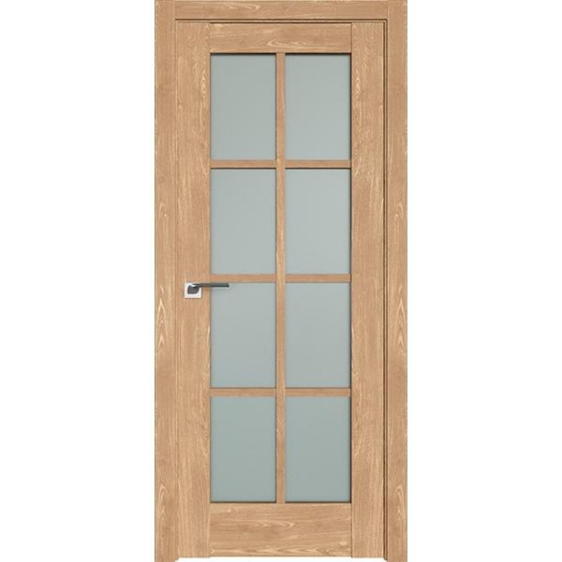 Дверь 101XN Каштан натуральный Профиль Дорс